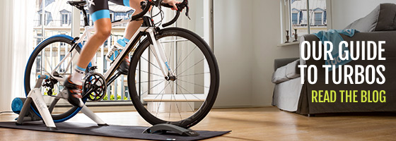 Tacx Turbo Trainer Banner