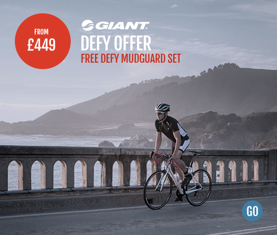 Free Giant Defy Mudguard Offer