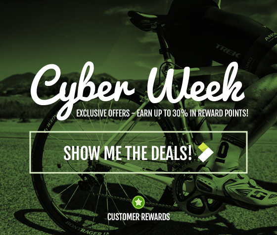Cyber Week At Rutland Cycling